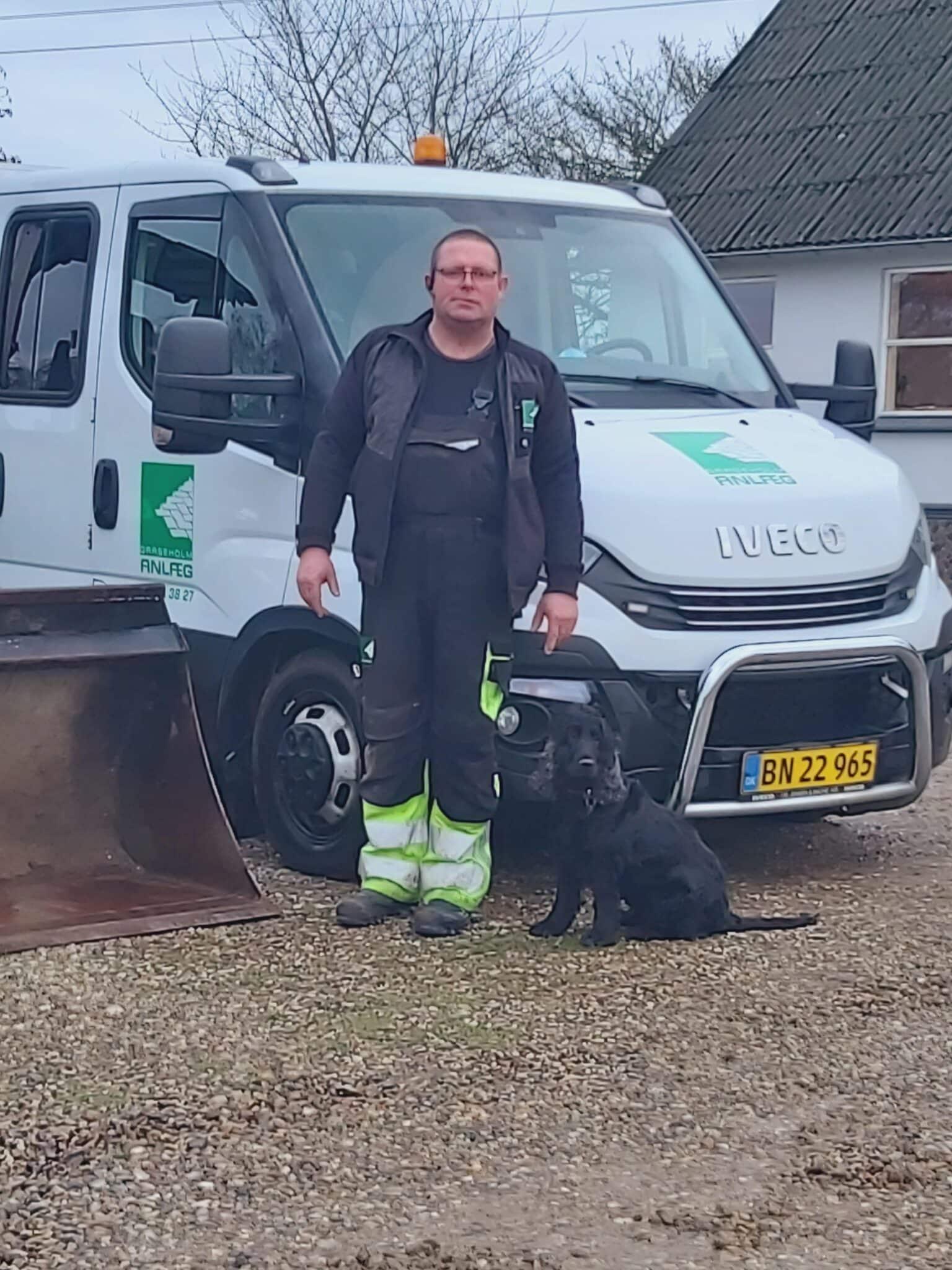 Gaaseholm Anlæg - vi hjælper med belægning og græssåning